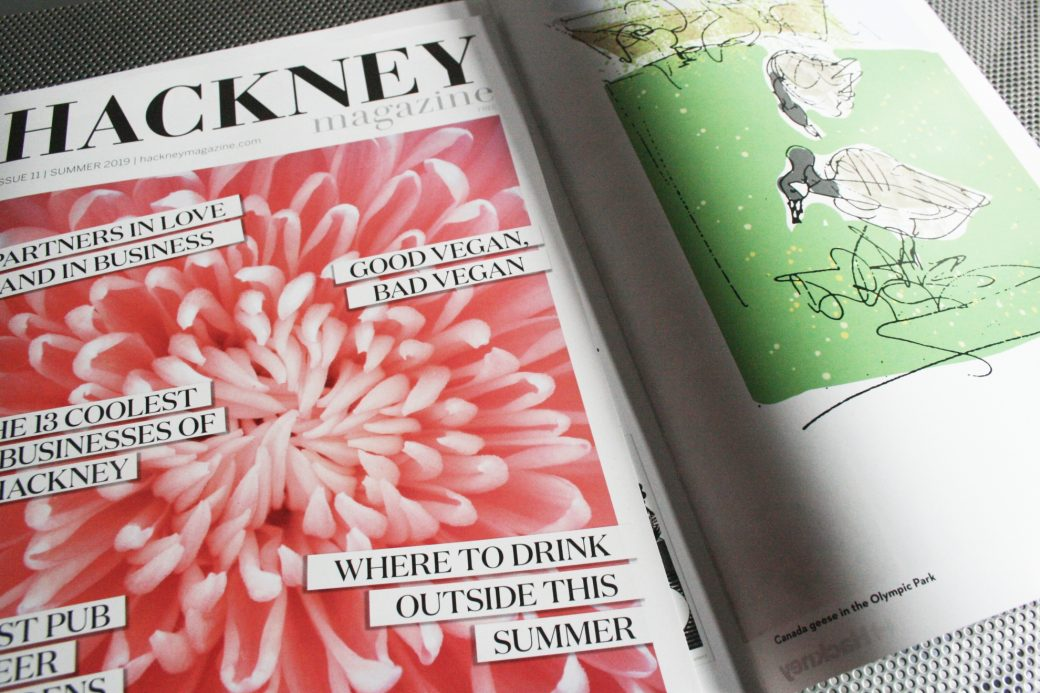 Hackney magazine