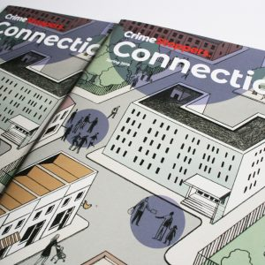 Connections Magazine (cover artwork design)