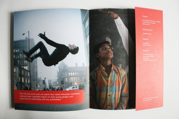 Kusuma Trust - closing spread and insert