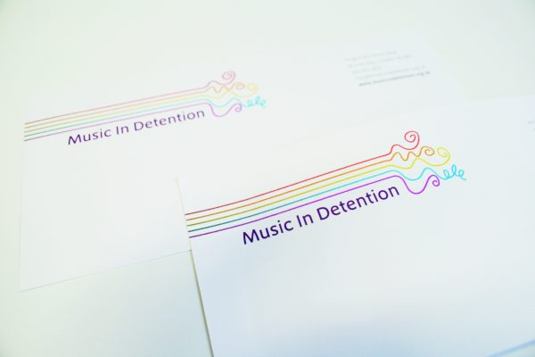 Music in Detention compliments sheets