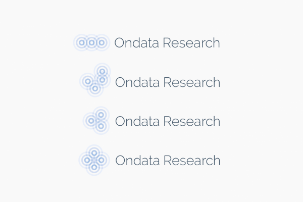 Ondata Research - logos for web and online usage (graphical image)