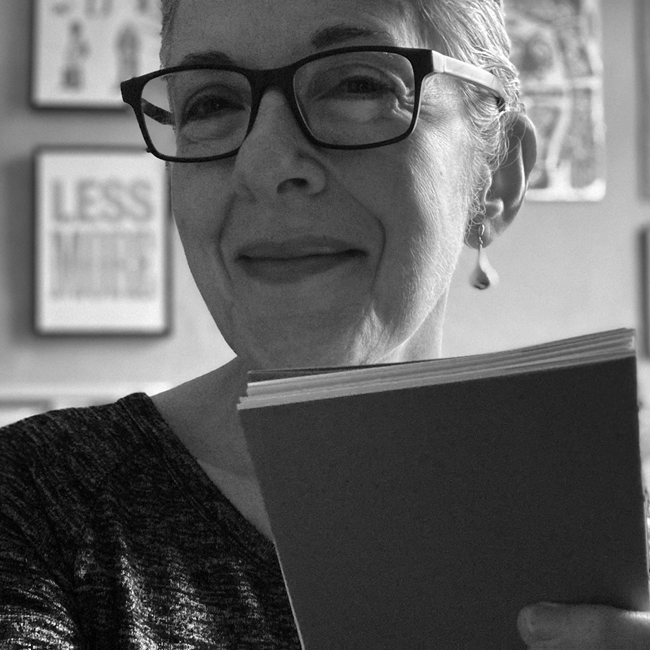 Lydia Thornley (greyscale profile photograph)
